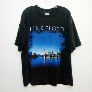 Other - Vintage Pink Floyd Wish You Were Here Graphic Tee